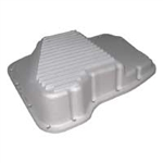 Dodge 68RFE, 545RFE, 45RFE, Low Profile, With Step and Relief Transmission Pan PML-11078