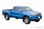 2005-2007 Toyota Tacoma Chrome Accessory Kit by Putco