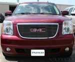 07-08 Chevy Avalanche Shadow Billet Grille by Putco
