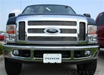 2008 Ford Superduty Shadow Billet Grille By Putco