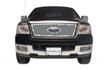 '04-'07 Ford F150 Punch Stainless Steel Grille By Putco
