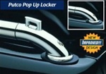 07 Toyota Tundra Pop Up Locker Side Rails by Putco
