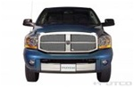 Dodge Ram Racer Stainless Steel Grille by Putco