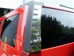 06-09 Hummer H3 2 Piece Rear Window Trim QAA-HV46-311