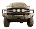 Front Stealth Winch Bumper, Lonestar Guard RA-47005