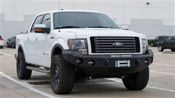 Front Stealth Winch Bumper RA-66130