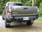 Rear Stealth Bumper RA-99020