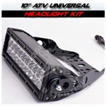 "10"" ATV/UNIVERSAL HEAD LIGHT KIT"