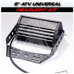 "6"" ATV/UNIVERSAL HEAD LIGHT KIT"