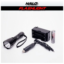 Halo Flashlight
