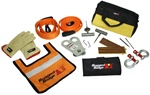 DELUXE ATV/UTV RECOVERY GEAR KIT By RUGGED RIDGE