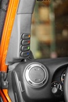 Jeep JK A-Pillar Switch Pod by Rugged Ridge