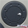 Hummer H2 Fuel Door - Black Smooth Locking By Realwheels