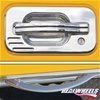 H2 Grooved Door Handle Surrounds by Real Wheels