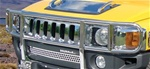 HUMMER H3/H3T Standard Brush Guard W/O Inserts by RealWheels