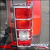 H3 Stainless Steel or Black Tail Light Guard by RealWheels