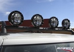 FJ Cruiser Light Bar by RealWheels