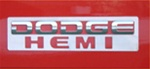 07-08 Ram Stainless Steel Dodge Logo by RealWheels