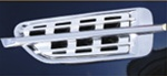 2007 Escalade Billet Aluminum Side Vents (4-pieces) by RealWheels