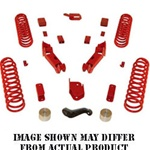 lift kit 2007 Jeep Wrangler sport suspension system