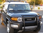 FJ Cruiser Brush Guard by Steelcraft