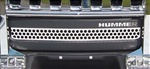 H3 Lower Grille Overlay TEAKA-83008