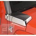 ABS Chrome Air Intake Covers TEAKA-83117