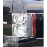 ABS Chrome Tail Light Covers TEAKA-98100