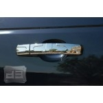 ABS Chrome RIGID Door handle Covers TEAKA-99101