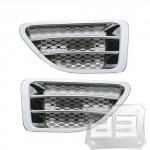 ABS Chrome OE Style Side Vents TEAKA-99118