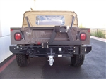 Swing-Away Tire Carrier by TeakaToys - TEAKA-TC-H1