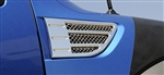 2009-2013 Ford F-150 SVT Raptor - X-Metal Side Vents (pair) TR-54567