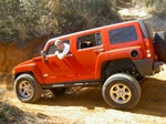 Hummer H3/H3T Leveling Kit by Truxxx