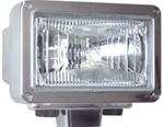 "5710 Tungsten Series 5"" x 7"" Chrome Halogen Lamp by Vision X"