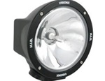 "6550 Series 6.7"" Black HID 50 Watt Lamp by Vision X"