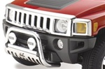 Hummer H3 Bull Bar Stainless Steel by Westin