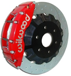 Hummer H2 Brake Set by Wilwood Engineering - Complete Set (Front and Rear)