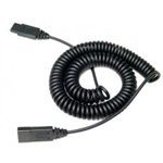 Jabra VXi QD 1000 Extension Cord - 13018