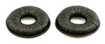 Leatherette Ear Cushions, set of 2