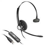 Plantronics Entera HW111N-USB Headset - 201595-01
