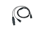 Jabra VXi Y Cord with Inline Mute V-Series - 202972
