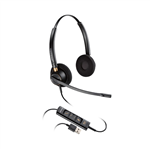 Plantronics EncorePro HW525 USB Headset UC - 203444-01