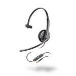 Plantronics Blackwire 215 C215 Mono 3.5mm Headset - 205203-12