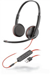 Plantronics Blackwire USB-A 3225 - 209747-22
