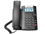 VVX 201 2-line Desktop Phone (2200-40450-025)