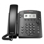 VVX 311 6-line Desktop Phone Gigabit Ethernet with HD Voice (2200-48350-025)