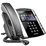 VX 601 16-line Business Media Phone with built-in Bluetooth and HD Voice (2200-48600-025)