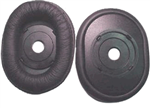 Circumaural (Oval Shaped) Ear Cushions, set of 2