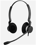 Jabra Biz 2300 USB UC Duo Binaural Noise Canceling Headset - 2399-823-189