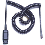 Plantronics Replacement Coiled Quick Disconnect-to-Modular Cord